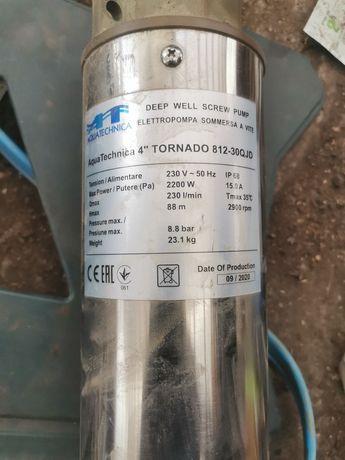 Pompa submersibila Tornado Aquatechica  812