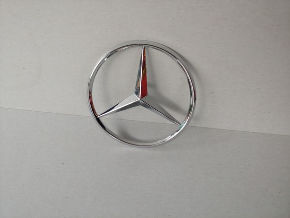 70-100мм Задна емблема за Мерцедес Mercedes-Benz