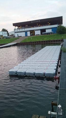 Sisteme modulare de docuri si pontoane plutitoare