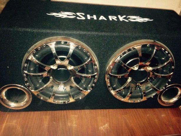 SHARK subwoofer, model BX210-72, este nou in cutie