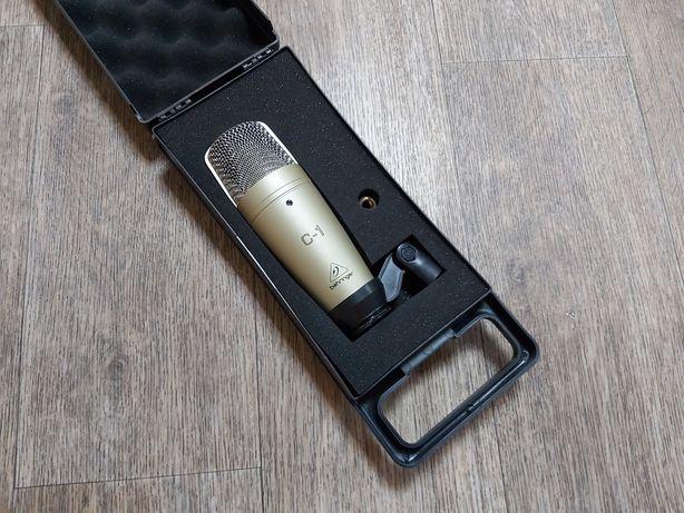 Студийный микрофон BEHRINGER C-1