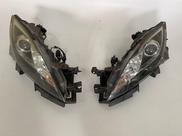 Фар фарове стоп стопове предна броня калник Mazda 6 I II