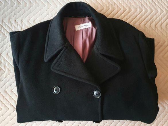 палто calvin klein