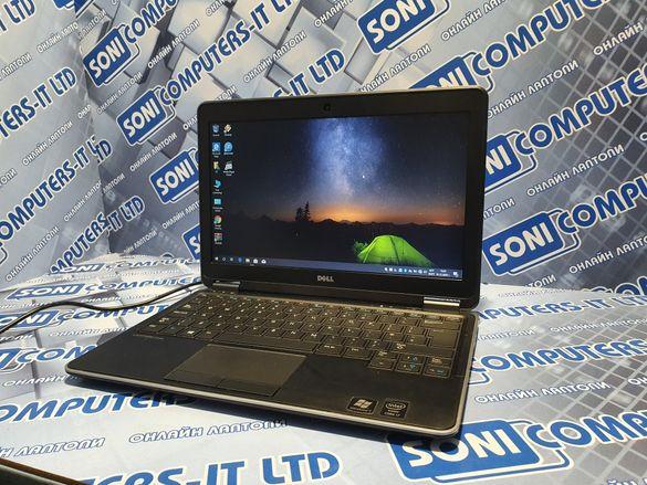 Мощен DEll Latitude E7240 -i7-4600U /128GB SSD/8GB/WEB CAMERA