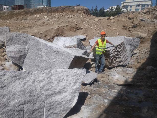 Разрушаем камни.бетон.Разрушение.Демонтаж Гидромолот.Бетонолом. Взрыв