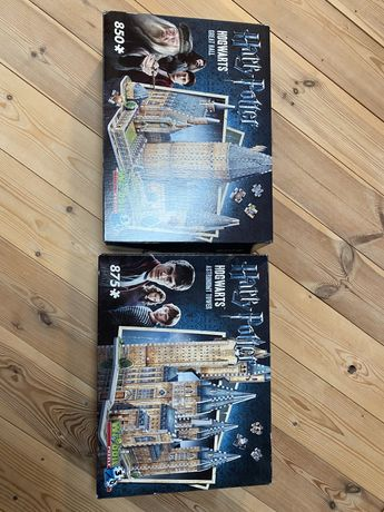 Wrebbit 3d puzzle harry potter