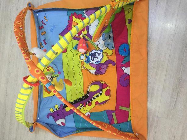 Продам детский музыкальный коврик.В отличном состоянии пользовались 2р