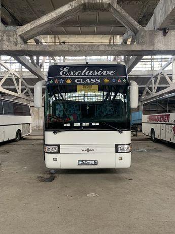 Комфортабельный автобус на заказ!