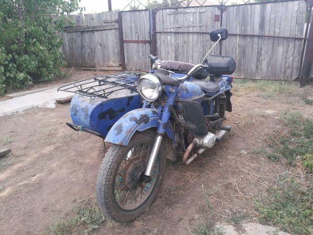 Мотоцикл урал не на ходу