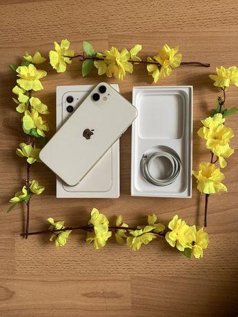 Iphone 11 white 64gb. Аккум:100%