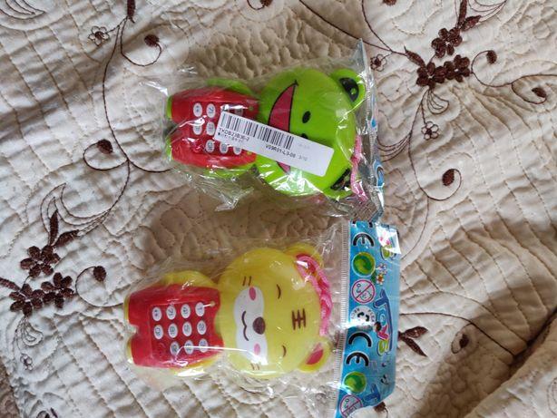 Telefon jucărie interactiva suna canta pentru bebe bebelus noua