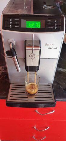 Saeco minuto stare fb, expresor cafea boabe revizionat+pompa noua