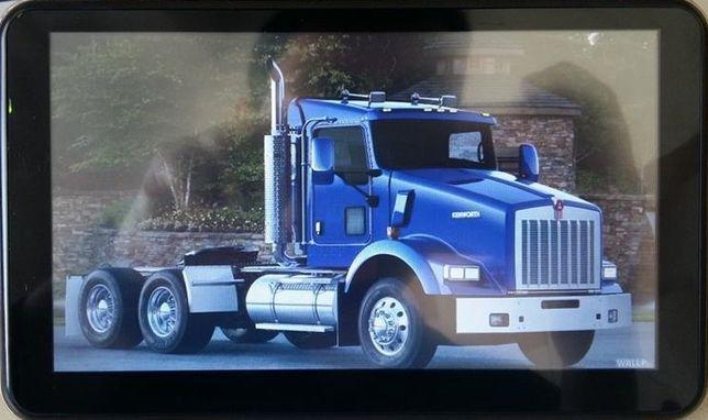 Update harti GPS cu navigare camion si auto