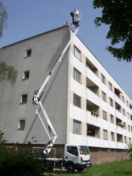Inchiriez Nacela PRB de 19 m si 21 m - 100 lei /ora Bucuresti - imagine 1