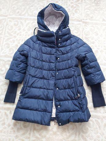 Куртка-пуховик на холодную осень/зиму