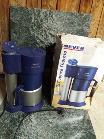 Cafetiera sever caprice thermo