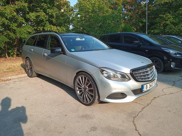 Mercedes E class 2,2 CDI 170 кс.