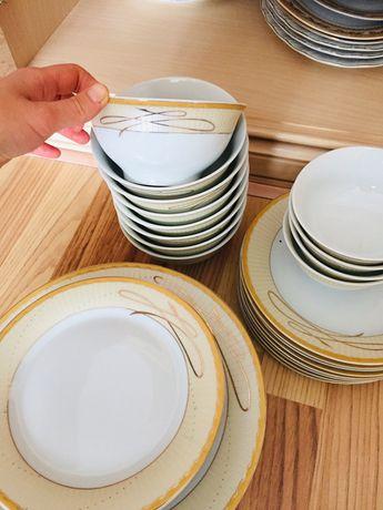 Комплект кухонного  сервиза  на 16 персон