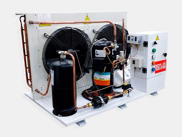 Холодильный агрегат 0 +5 до 80 м3 / Изготовление любых типов