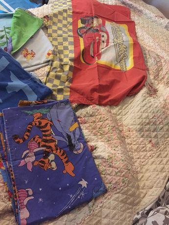 Lenjerii de pat,de patut,originale cu licența Disney!