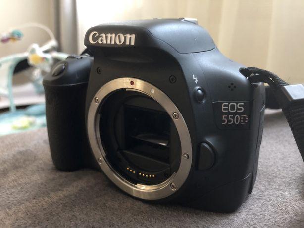 Cannon EOS 550D