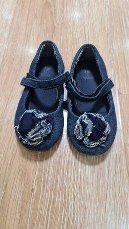 Туфли джинсовые Mothercare