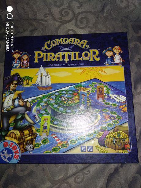 Vând joc -Comoara piraților