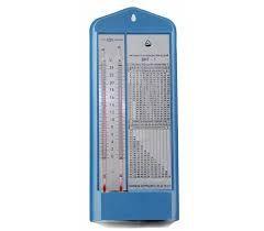 Гигрометр психрометр ВИТ 1 и ВИТ 2. Сертификат, поверка