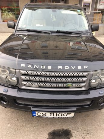 Range rover sport 2.7 variante numai cu microbuz dupa 2015