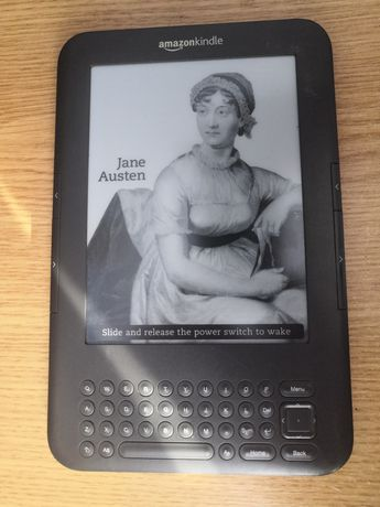 Kindle Third Generation With 3G + Wi-Fi