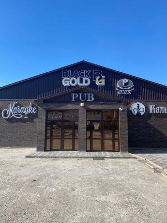 Продам кафе BLACK GOLD