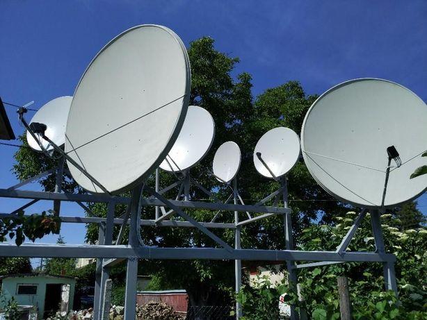 Antene Satelit - Instalare , configurare , service