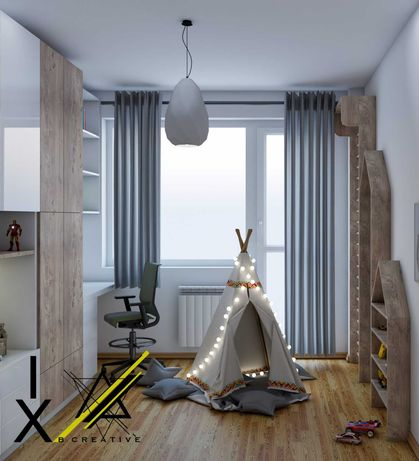 Интериорен дизайн/Архитектурни проекти