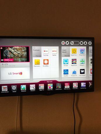 Smart TV - LG - Impecabil - Wifi- sunet stereo