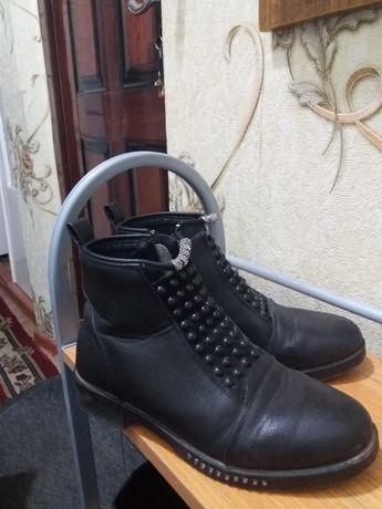 Демисезонные и зимние обуви