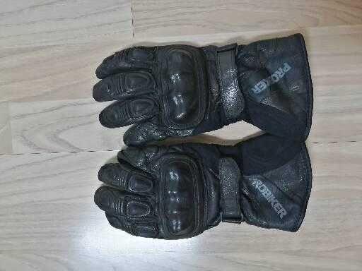Кожени ръкавици за мотор Probiker