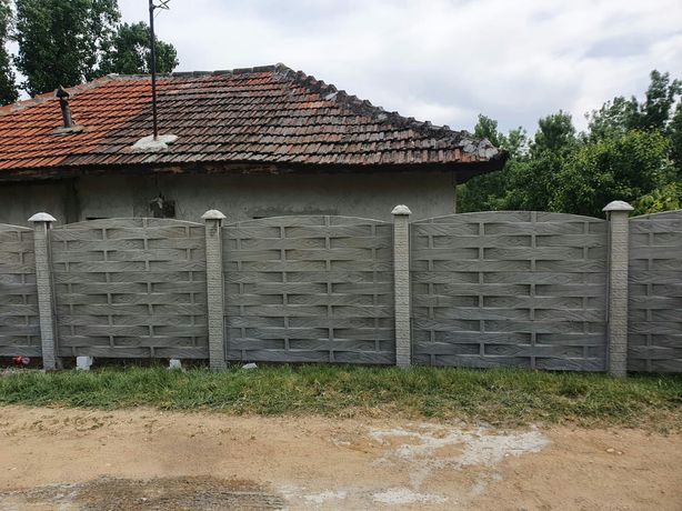 Gard beton industrial vibropresat