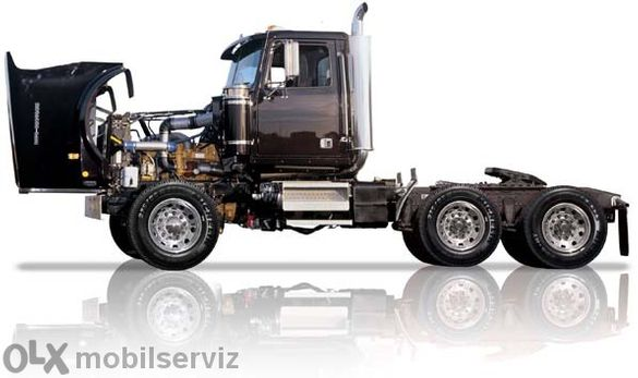 Мобилен сервиз за камиони и автобуси