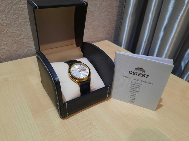 Наручные часы Orient (Япония)