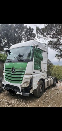 Dezmembrez Mercedes Actros 2012