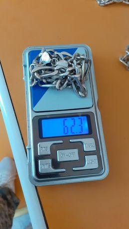 Lanț argint 925 bărbați