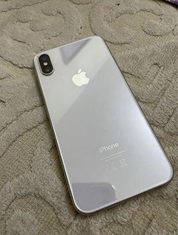 Iphone X 256 gb в идеале