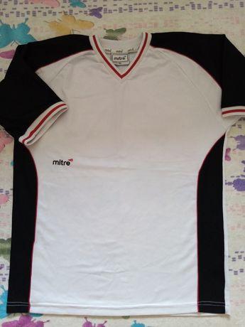 Спортна футболна тениска Mitre XL с къс ръкав 3 бр
