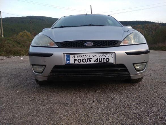 Форд Фокус на части 1.8/115 тдци Ford Focus na chasti mk1 2003