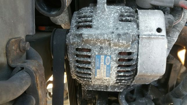 Land rover freelander electromotor, alternator, compresor ac, jante