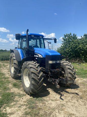 Tractor New Holland TM190 + plug reversibil (3+1 trupite)