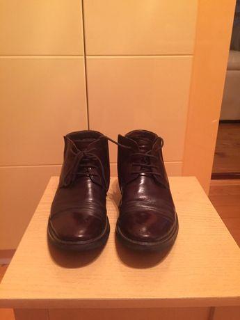 Ботинки мужские зимние Италия