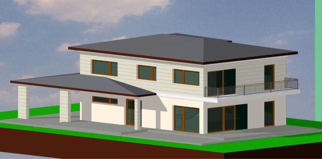 Case de vanzare 2 unitati in chinteni zona centrala 120 mp + garaj
