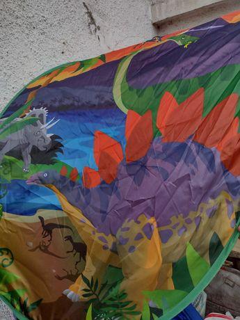Палатка за сънища с дизайн - динозаври