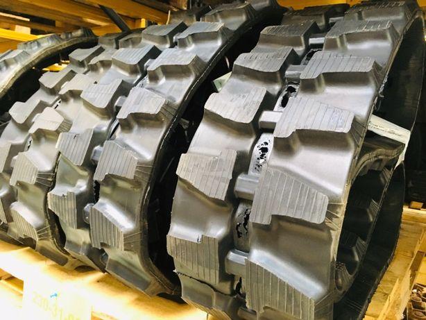 Senile cauciuc miniexcavator 300x52.5x78W pe stoc
